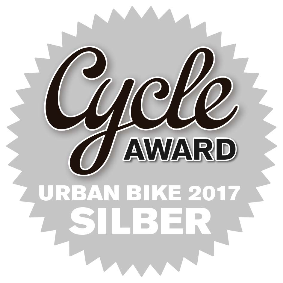 3/2017 _ Cycle Award 2017 Silver _ FastFoot