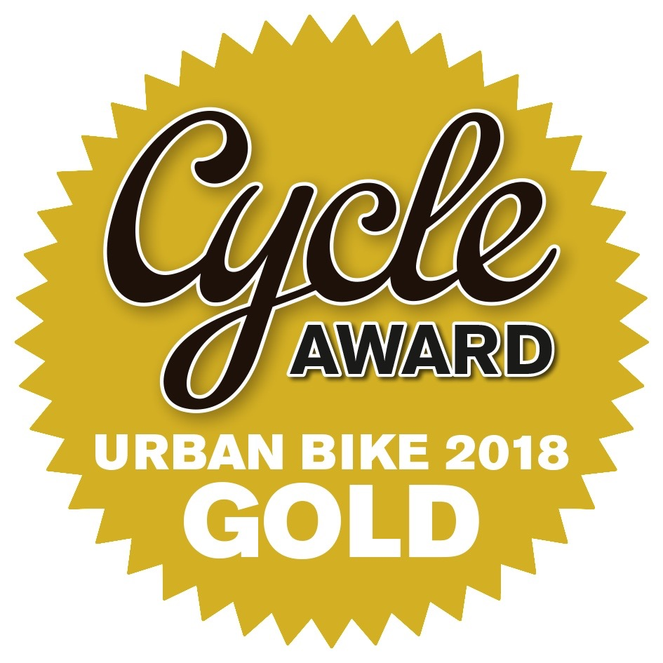 3/2018 _ Cycle Award 2018 Gold _ SansSouci