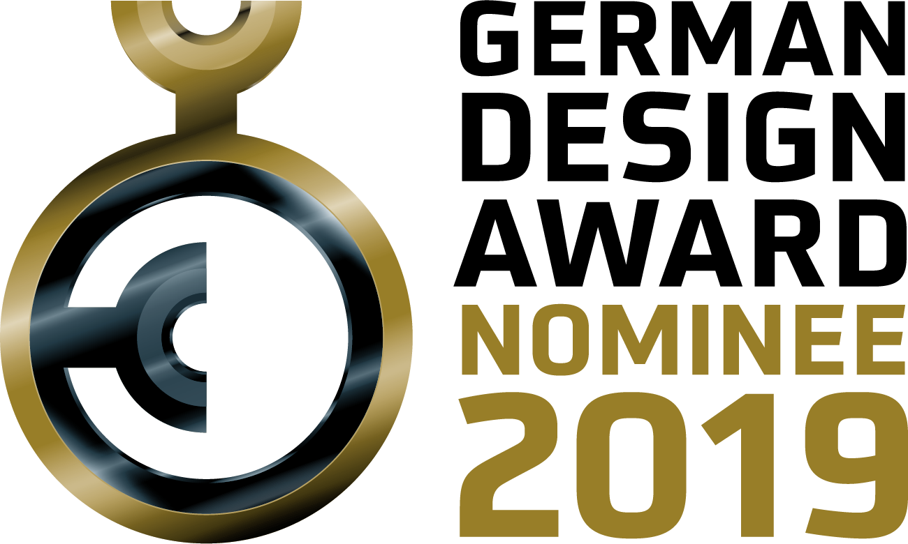 8/2018 _ German Design Award 2019 _ TalisMan