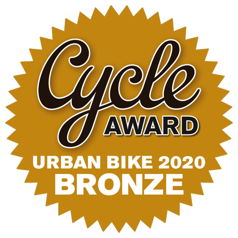 3/2020 _ Cycle Award 2020 Bronze _ TalisMan