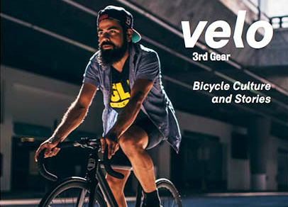 "3/2016 _ ""velo 3rd Gear"" book _ VELOCiPEDO."